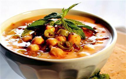 Nohutlu-Tarhana-Çorbası