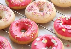 Donut Kurabiye