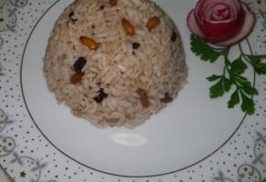 Fıstıklı Pilav