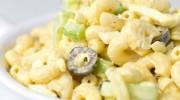 Makarna Salatası