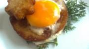 Patates Yuvasında Yumurta