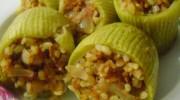 Zeytinyağlı Kabak Dolması